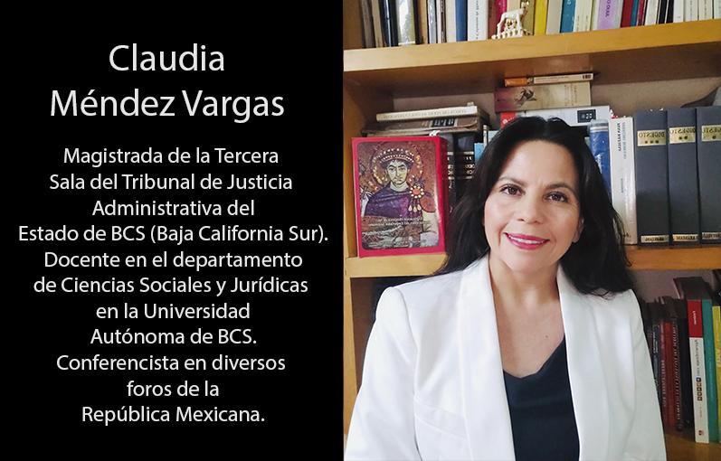 Claudia Méndez Vargas