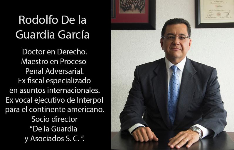 Doctor Rodolfo De la Guardia