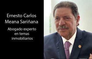Ernesto Carlos Meana Sariñana Inmobiliario