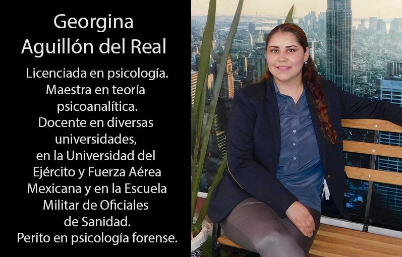 Georgina Aguillón del Real Psicología