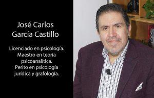 José Carlos García Castillo Psicología