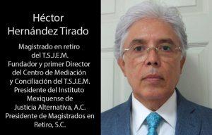 Magistrado Héctor Hernández Tirado